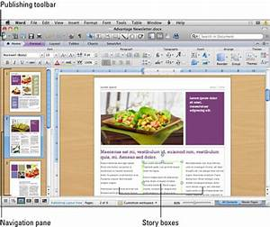 using the publishing layout view in word for mac 2011 With word documents layouts