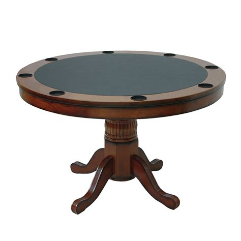 round poker table with dining ram game room round poker table reviews wayfair