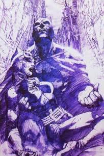 Jim Lee Batman Hush Catwoman
