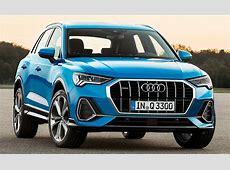 Audi Q3 2 Generation ab 2018 Preis & Daten