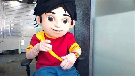 Meet Nick India's New Character Shiva