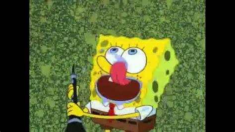 Spongebob Licking Meme - spongebob licking his lips for one hour youtube