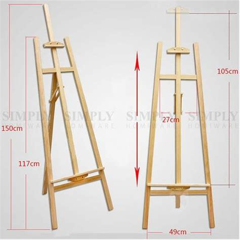 towels for sale wooden easel wood artist easels display stand painting