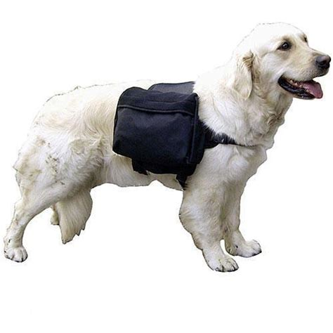 Buitenspeelgoed Voor Honden by Bol Kerbl Honden Rugzak Zwart 85 100cm