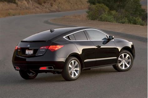 Acura Orange County by Production 2010 Acura Zdx Debuts At Orange County Auto Show