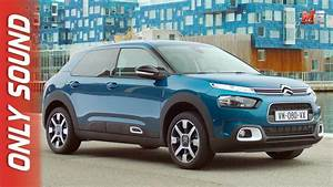 Citroen C4 Cactus 2018 : new citroen c4 cactus 2018 first test drive only sound youtube ~ Medecine-chirurgie-esthetiques.com Avis de Voitures