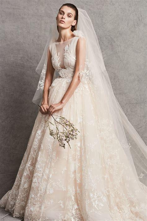 Красивые свадебные платья 20192020. Лучшие фото новинки свадебных платьев