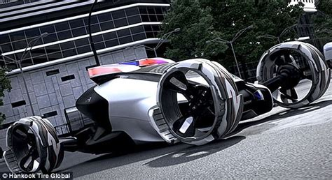 Hankook Tires Reveals Its Vision For Future Transport