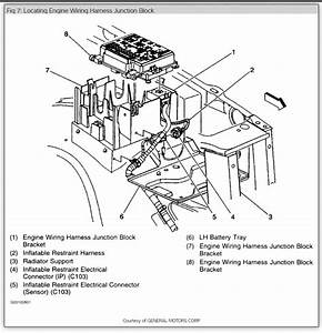 2008 Silverado Engine Wiring Harness Diagram
