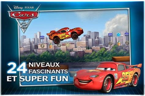 Disney Pixar Cars 2 Iphone Ipod Touch
