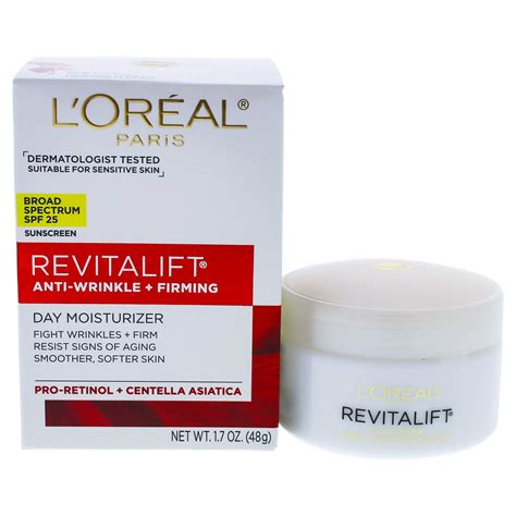 Amazon.com: Loreal Revitalift Eye Cream 0.5 Ounce (14ml