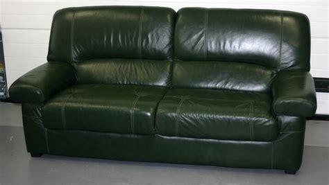 ou vendre canapé canape cuir vert occasion clasf