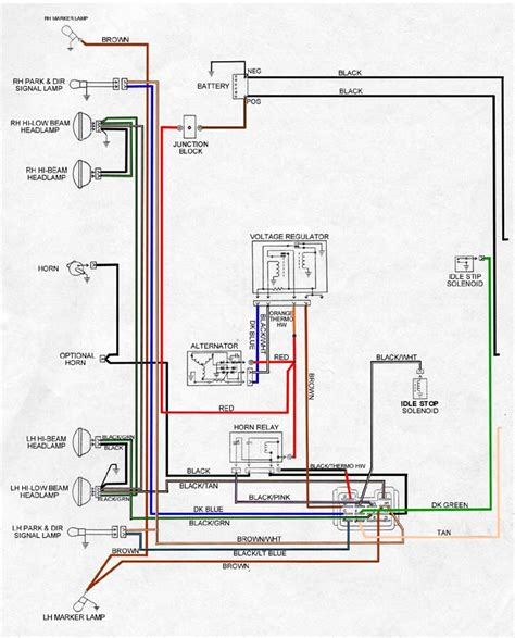 1967 Pontiac Firebird Wiring Diagram by 1969 Firebird Wiring Diagram Autos Weblog