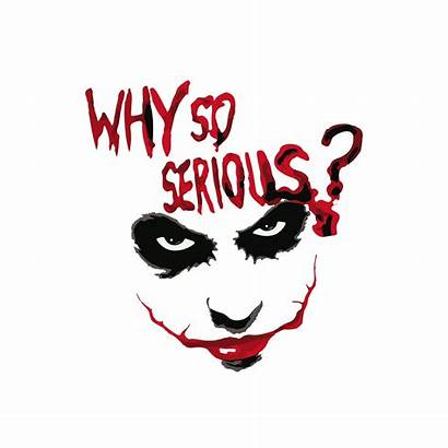Joker Serious Why Coringa Tattoo Batman Dibujos