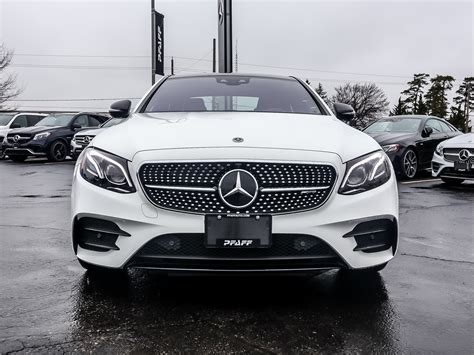 Paired with mercedes' eq boost. New 2019 Mercedes-Benz E53 AMG 4MATIC+ Sedan 4-Door Sedan in Kitchener #38762 | Mercedes-Benz ...