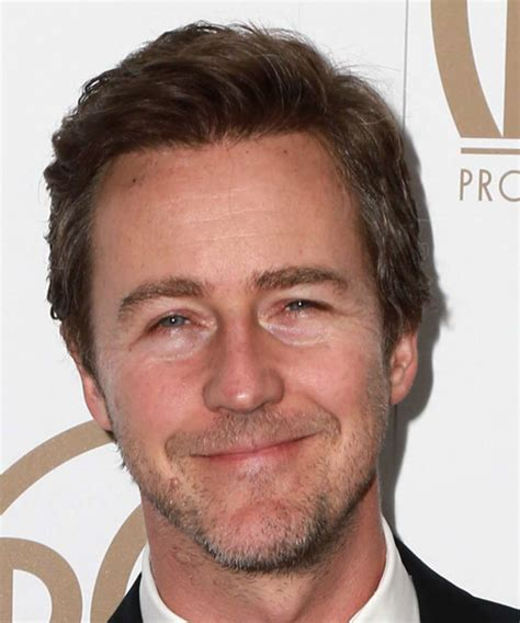 Edward Norton Hairstyles for 2018   Celebrity Hairstyles