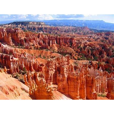 It's a good time to visit Bryce Canyon and Ruby's InnSt
