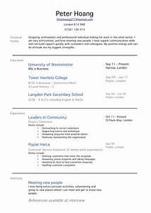 Doc Student Resume Examples Graduates Format