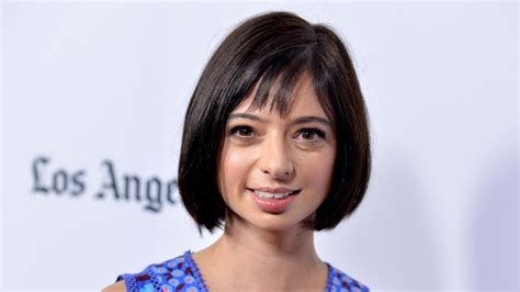 actress kate micucci actress kate micucci talks new role youtube