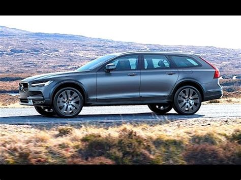 volvo  cross country commercial  hot world premiere