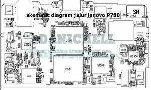 Lenovo P780 Schematic Diagram