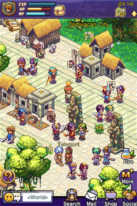 best iphone mmorpg asia s top iphone mmorpg arrives on american app