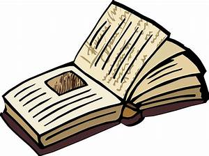 Free History Book Clipart - The Cliparts