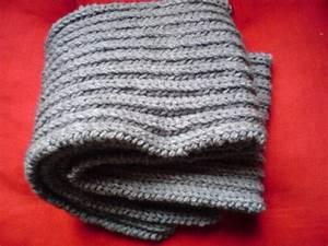 Echarpe Homme Tricot : comment tricoter une echarpe pour homme ~ Melissatoandfro.com Idées de Décoration
