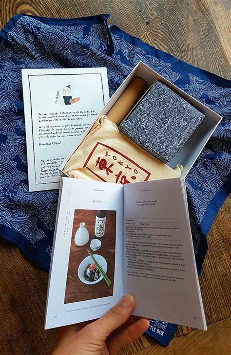 cours de cuisine japonaise my box du mois de mars destination