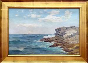 Warren W Sheppard QuotSerene Sailquot Painting For Sale At