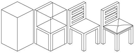 dessin d une chaise comment dessiner une chaise