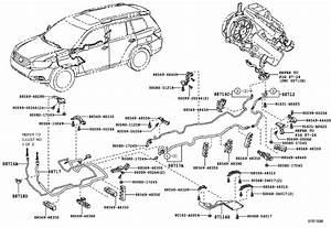 Toyota Highlander Hose Sub