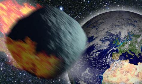 Earth-bound Killer Space Rock Has