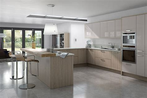 modern kitchens ak fitted interiors
