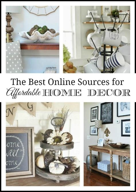 buy inexpensive  unique home decor