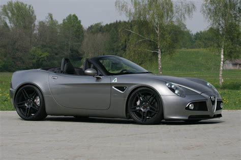 Alfa Romeo 8c Price by Alfa Romeo 8c By Novitec Tuning Studio Prices And