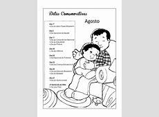 Datas Comemorativas de Agosto