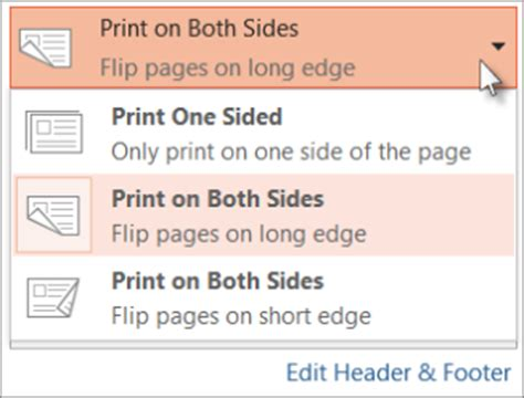 print your handouts notes or slides powerpoint