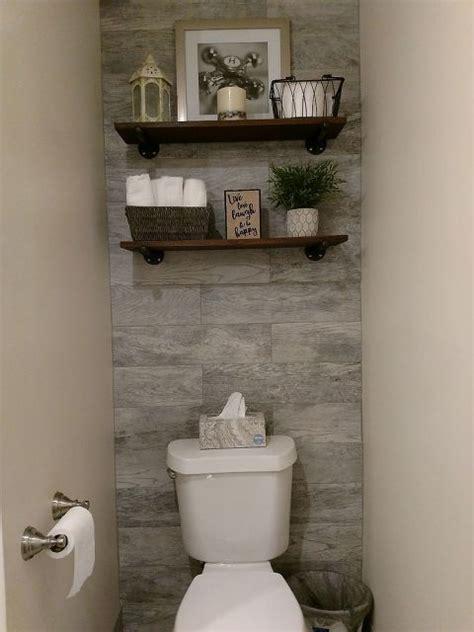 guest bathroom  toilet closet makeover casa ideal