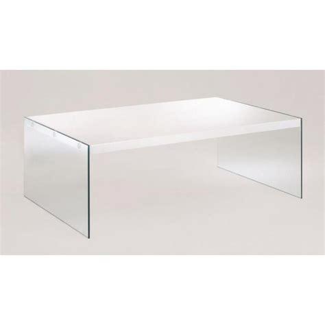 tables basses tables et chaises table basse oceane en verre
