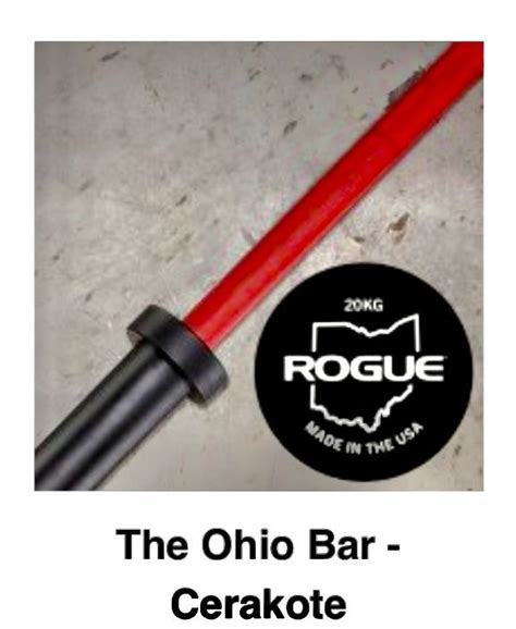 offerup rogue cerakote ohio bar fitness wa