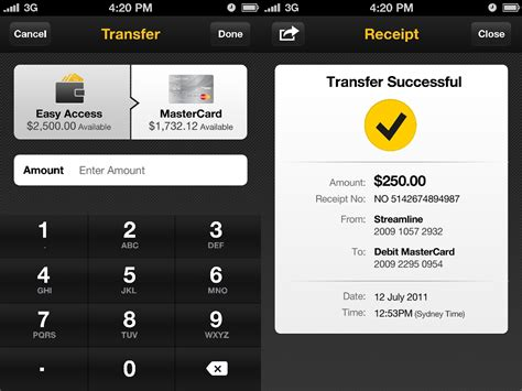u s bank users can now send money using email address look at the commonwealth bank s kaching app