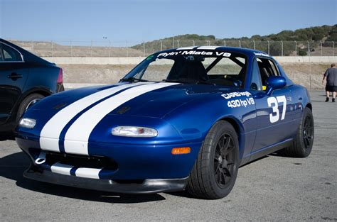 Car Modification Laws In California by This Is The World S Carb V8 Miata