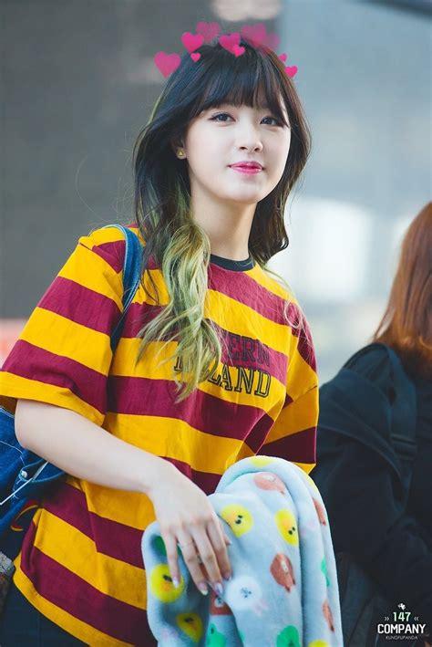 Happy Birthday To Clcs Oh Seunghee Kpics