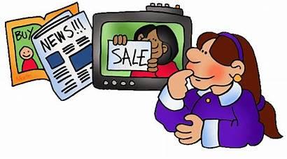 Consumerism Economics Lesson Games Clipart Advertising Activities