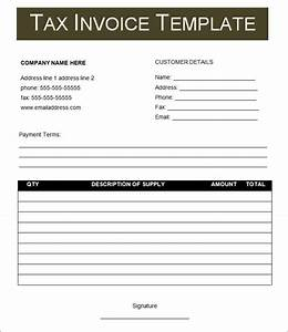 free invoice template invoice templates free premium With free tax invoice template
