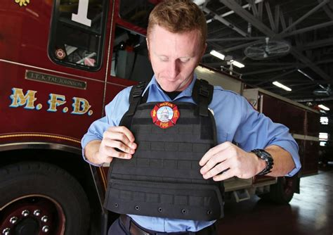 Madison Firefighters Add Extra Layer Of Protection With