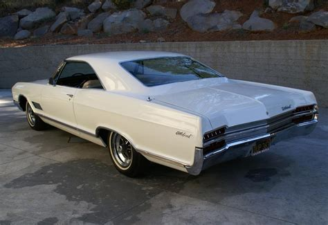 1966 BUICK WILDCAT 2 DOOR HARDTOP - 60609