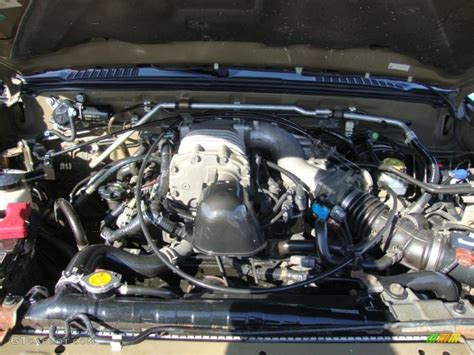 Supercharged V6 Engine by 2002 Nissan Xterra Se V6 Sc 4x4 3 3 Liter Supercharged