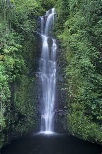 Maui Waterfall Hana Highway